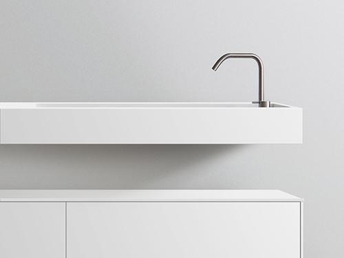 Wastafel Op Maat : Baths by clay level hi macs solid surface wastafel op maat
