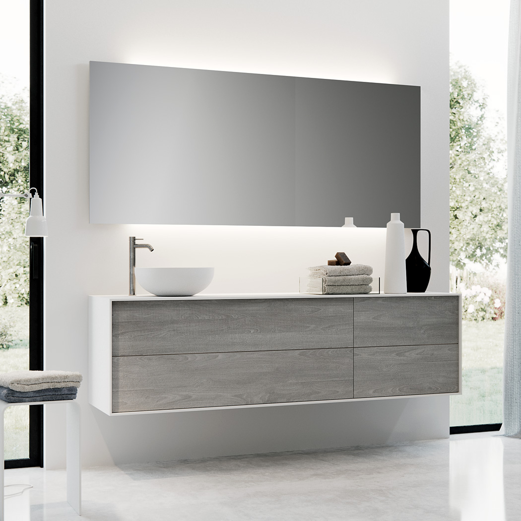 Clay made to measure baths, basins and cabinets