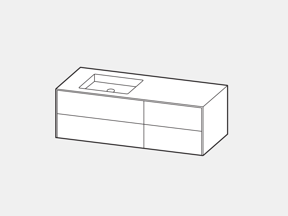 Step 03 - Select your cabinet type
